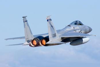 86-0155 - USA - Air National Guard McDonnell Douglas F-15C Eagle