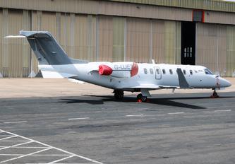 G-UJET - Capital Air Charter Learjet 45