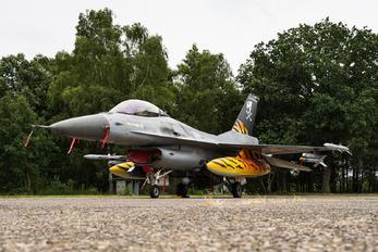 FA-94 - Belgium - Air Force General Dynamics F-16A Fighting Falcon