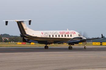 F-GTKJ - Twin Jet Beechcraft 1900D Airliner