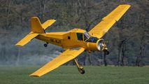 OK-KJT - Agroair Zlín Aircraft Z-37A Čmelák aircraft