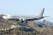 LY-MGC - Grand Cru Airlines Boeing 737-400 aircraft