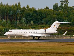 EC-LEB - Gestair Bombardier BD-700 Global Express