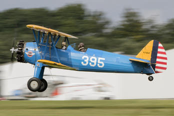 N75MR - Private Boeing Stearman, Kaydet (all models)