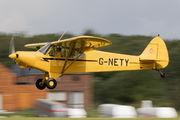 G-NETY - Private Piper PA-18 Super Cub aircraft