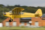 OO-YOL - Private Piper J3 Cub aircraft