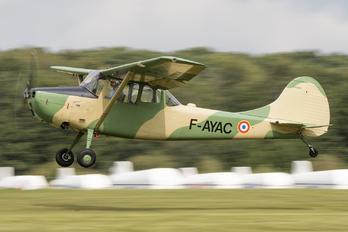 F-AYAC - Private Cessna 305
