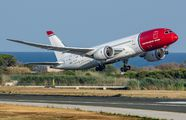LN-LNF - Norwegian Air Shuttle Boeing 787-8 Dreamliner aircraft