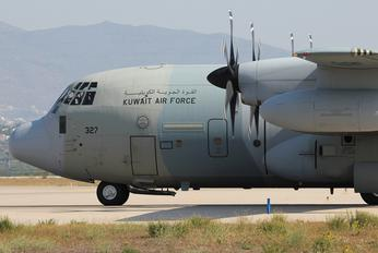 KAF327 - Kuwait - Air Force Lockheed KC-130J Hercules