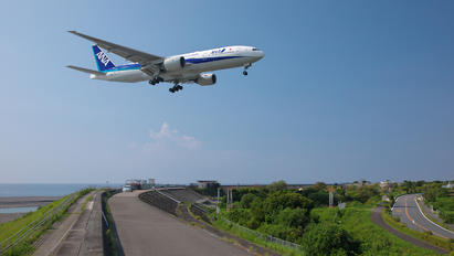 JA710A - ANA - All Nippon Airways - Airport Overview - Photography Location