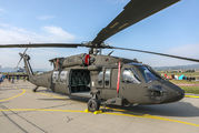 7640 - Slovakia -  Air Force Sikorsky UH-60M Black Hawk aircraft