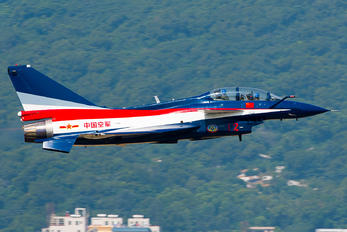 12 - China - Air Force Chengdu J-10