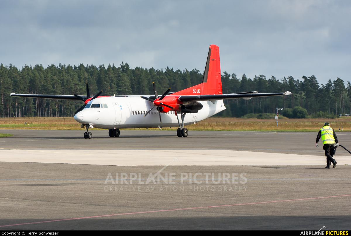 AmaPola Flyg SE-LIO aircraft at Kristianstad