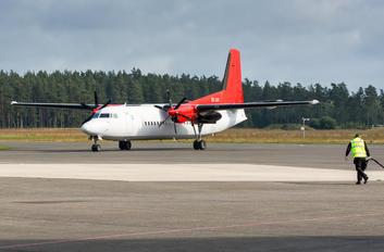 SE-LIO - AmaPola Flyg Fokker 50