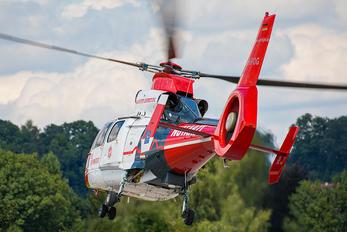 D-HFOG - Die Johanitter Eurocopter AS365 Dauphin 2