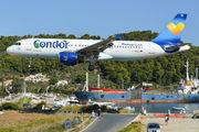 D-AICG - Condor Airbus A320 aircraft