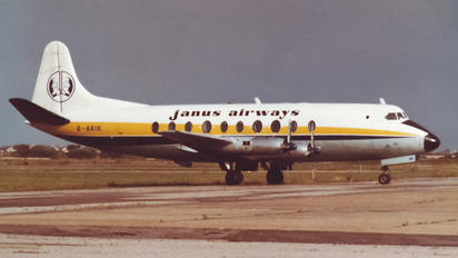 G-ARIR -  Vickers Viscount