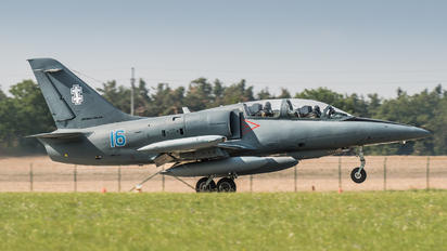 16 - Lithuania - Air Force Aero L-39ZA Albatros