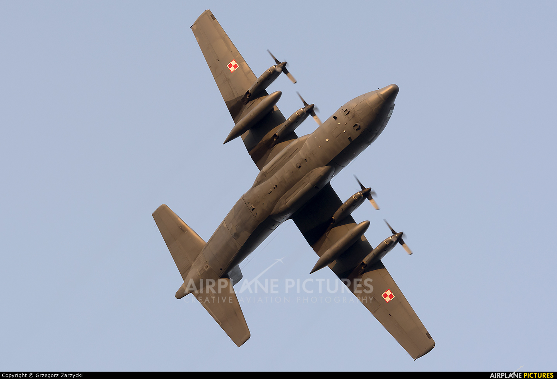 Poland - Air Force 1505 aircraft at Radom - Sadków