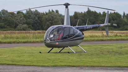 G-NSEW - Private Robinson R44 Astro / Raven