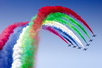 "- - United Arab Emirates - Air Force ""Al Fursan"" Aermacchi MB-339NAT"