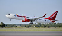 TC-TJT - Corendon Airlines Boeing 737-800 aircraft