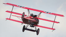 OK-UAA90 - Germany - Imperial Air Force (WW1) Fokker DR.1 Triplane (replica) aircraft