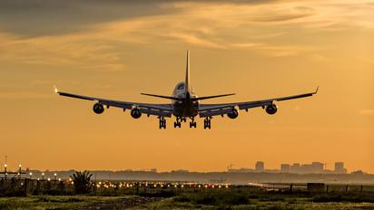 PH-BFH - KLM Boeing 747-400