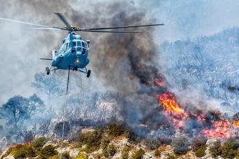 H-202 - Croatia - Air Force Mil Mi-8MTV-1