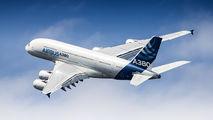 F-WWOW - Airbus Industrie Airbus A380 aircraft