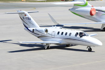 D-ITRA - Private Cessna 525 CitationJet