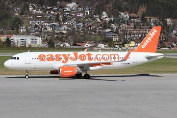 G-EZOK - easyJet Airbus A320
