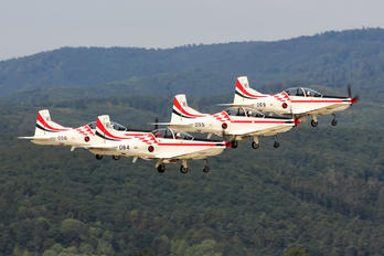 - - Croatia - Air Force Pilatus PC-9M
