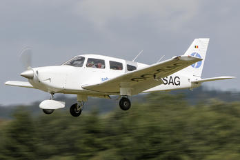 OO-SAG - Private Piper PA-28 Archer