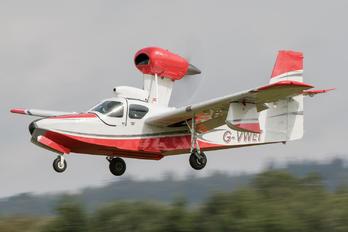 G-VWET - Private Lake LA-4 Seaplane