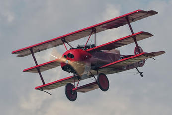 OK-UAA90 - Germany - Imperial Air Force (WW1) Fokker DR.1 Triplane (replica)