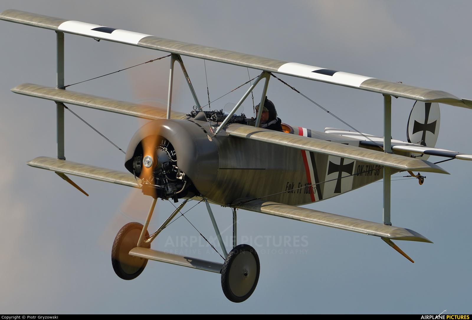 Germany - Imperial Air Force (WW1) OK-TAV58 aircraft at Sliač