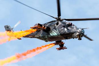 3366 - Czech - Air Force Mil Mi-35
