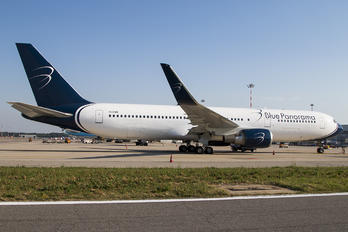 EI-CMD - Blue Panorama Airlines Boeing 767-300ER