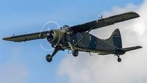 XP820 - British Army de Havilland Canada DHC-2 Beaver aircraft