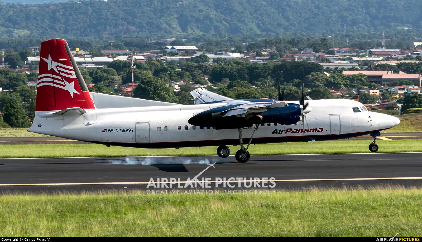 Air Panama HP-1794PST aircraft at San Jose - Juan Santamaría Intl