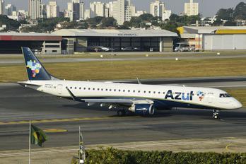 PR-AXZ - Azul Linhas Aéreas Embraer ERJ-195 (190-200)