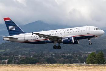 N716UW - US Airways Airbus A319