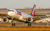 PR-MYP - TAM Airbus A320 aircraft