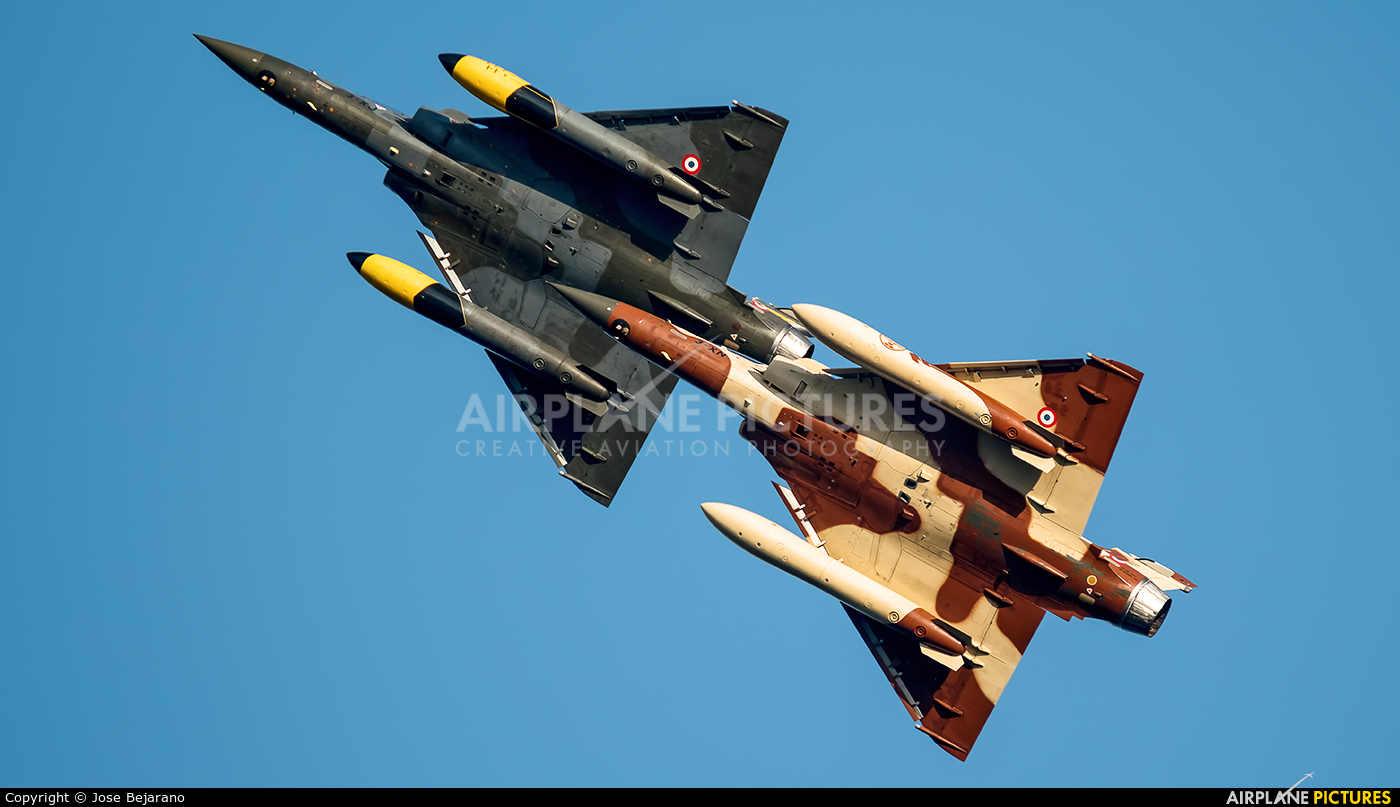 France - Air Force 652 aircraft at Off Airport - Spain