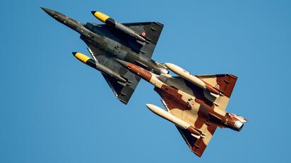 652 - France - Air Force Dassault Mirage 2000D
