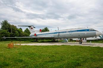 CCCP-85020 - Aeroflot Tupolev Tu-154