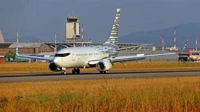 N2708E - Wells Fargo Bank Northwest Boeing 737-700