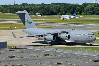 02-1109 - USA - Air Force Boeing C-17A Globemaster III