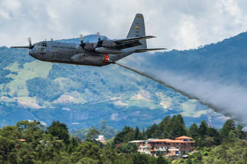 FAC1005 - Colombia - Air Force Lockheed C-130H Hercules